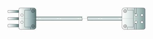 Удлинительный кабель для термопреобразователей сопротивления К1И-ВП, К1И-ВВ, К1И-КП, К2-КП